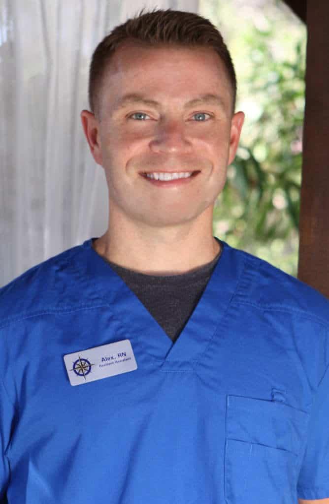 Alex Pack, RN