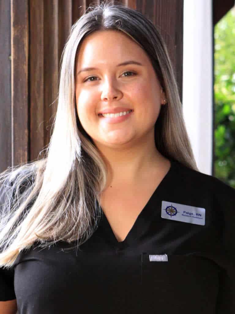 Paige Marshall