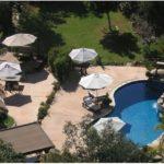 Birdseye View of the Pool Area | AToN Center