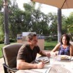 Enoying a Meal | AToN Center