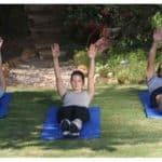 Yoga in the Garden | AToN Center