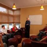 Meeting Room Circle | AToN Center