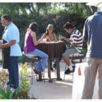Outdoor Dining | AToN Center